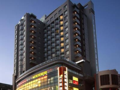 Park City Hotel-Luzhou