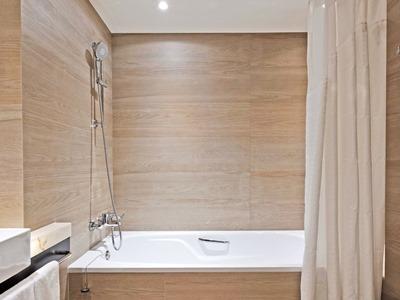 bathroom 1 - hotel k hotel songjiang - taipei, taiwan