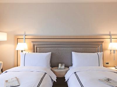 bedroom 5 - hotel k hotel songjiang - taipei, taiwan