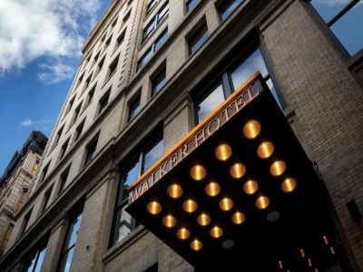 exterior view - hotel walker hotel tribeca - new york, united states of america