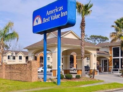 Americas Best Value Inn Medical Ctr Dwtn