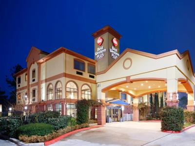 Bw Plus Sam Houston Inn And Suites