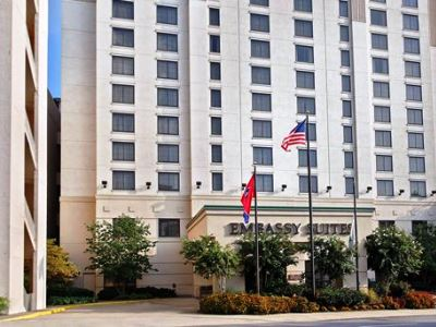 Embassy Suites Nashville At Vanderbilt