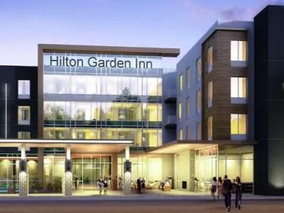 exterior view - hotel hilton garden inn chandler downtown - chandler, arizona, united states of america