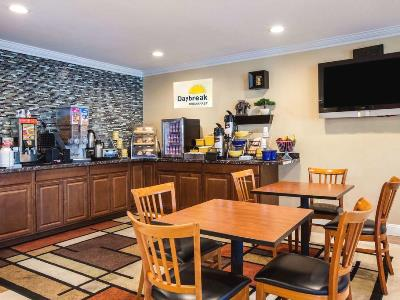 breakfast room - hotel days inn and suites by wyndham antioch - antioch, california, united states of america