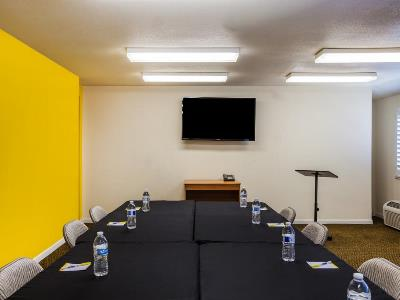 conference room - hotel days inn and suites by wyndham antioch - antioch, california, united states of america