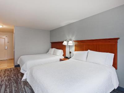bedroom 1 - hotel hampton inn suites clovis-airport north - clovis, california, united states of america
