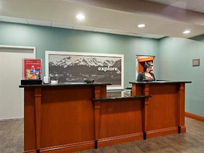 lobby - hotel hampton inn suites clovis-airport north - clovis, california, united states of america