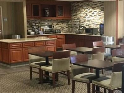 breakfast room - hotel best western plus arrowhead - colton, united states of america