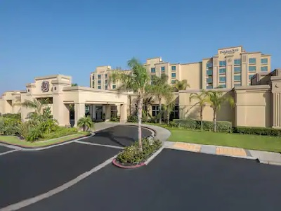 exterior view - hotel doubletree los angeles commerce - commerce, california, united states of america