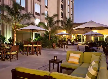 exterior view 1 - hotel doubletree los angeles commerce - commerce, california, united states of america