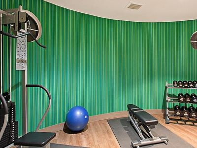 gym - hotel holiday inn express and suites corona - corona, california, united states of america
