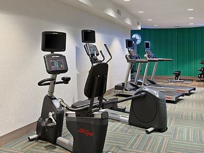 gym 1 - hotel holiday inn express and suites corona - corona, california, united states of america
