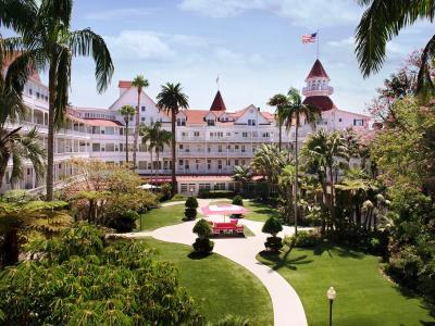 exterior view 2 - hotel del coronado, curio collection by hilton - coronado, united states of america