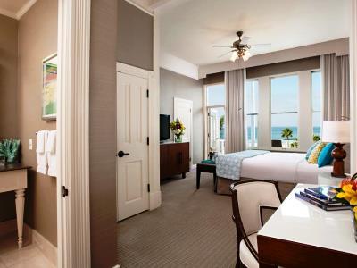 bedroom - hotel del coronado, curio collection by hilton - coronado, united states of america
