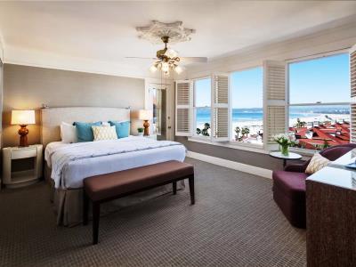 bedroom 6 - hotel del coronado, curio collection by hilton - coronado, united states of america