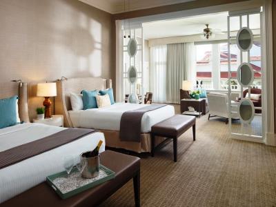 bedroom 7 - hotel del coronado, curio collection by hilton - coronado, united states of america