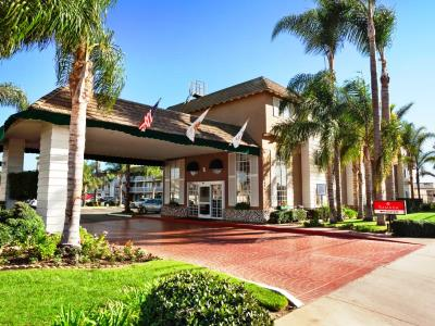exterior view - hotel ramada wyndham costa mesa/newport beach - costa mesa, california, united states of america