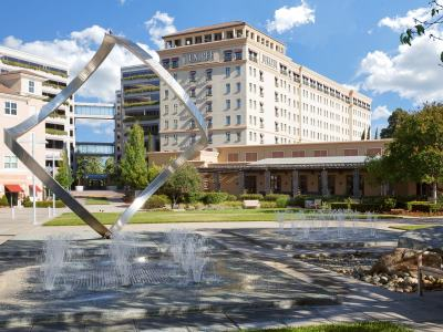 exterior view - hotel juniper cupertino, curio collection - cupertino, united states of america