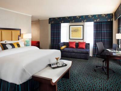 bedroom 2 - hotel juniper cupertino, curio collection - cupertino, united states of america