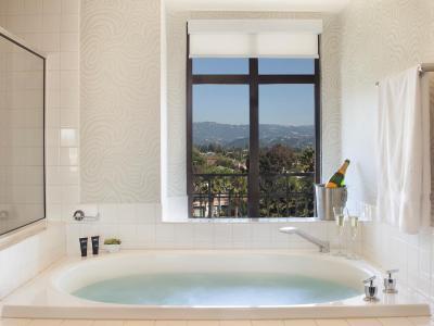 bathroom - hotel juniper cupertino, curio collection - cupertino, united states of america