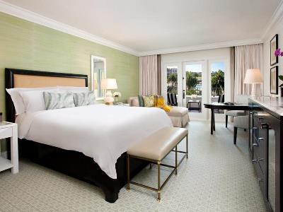 bedroom - hotel monarch beach resort - dana point, united states of america