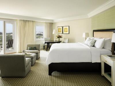 bedroom 1 - hotel monarch beach resort - dana point, united states of america