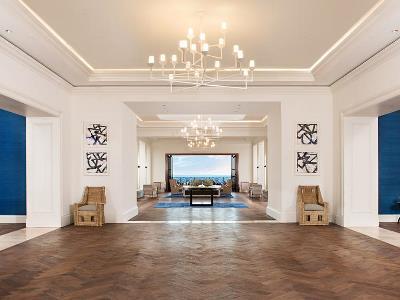 lobby - hotel monarch beach resort - dana point, united states of america