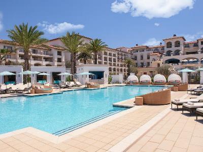 outdoor pool - hotel monarch beach resort - dana point, united states of america