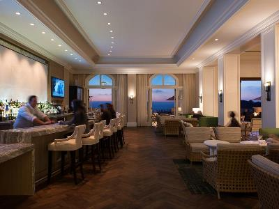 bar - hotel monarch beach resort - dana point, united states of america