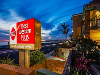 Best Western Plus Dana Point Inn By Sea