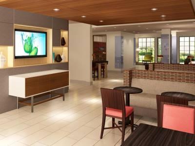 lobby 1 - hotel holiday inn exp n suites-university area - davis, united states of america