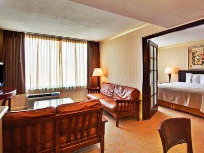 suite - hotel holiday inn diamond bar - diamond bar, united states of america