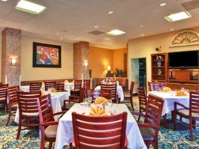 restaurant - hotel holiday inn diamond bar - diamond bar, united states of america