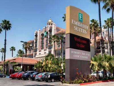 exterior view - hotel embassy suites los angeles downey - downey, united states of america
