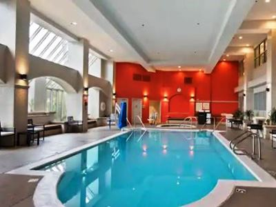 indoor pool - hotel embassy suites los angeles downey - downey, united states of america