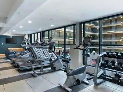 gym - hotel embassy suites los angeles downey - downey, united states of america