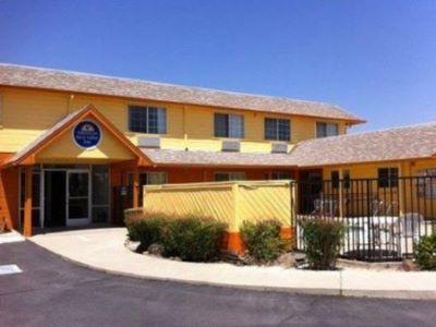 exterior view - hotel americas best value inn dunnigan - dunnigan, united states of america
