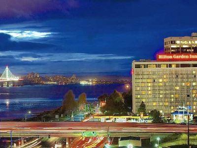 exterior view - hotel hilton garden inn sfo oakland bay bridge - emeryville, united states of america