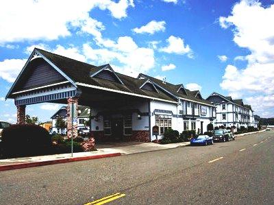 exterior view - hotel best western plus bayshore inn - eureka, california, united states of america