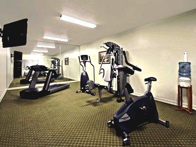 gym - hotel best western plus bayshore inn - eureka, california, united states of america
