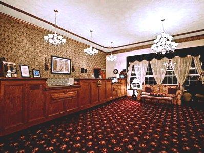 lobby - hotel best western plus bayshore inn - eureka, california, united states of america