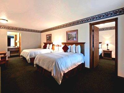 bedroom - hotel best western plus bayshore inn - eureka, california, united states of america