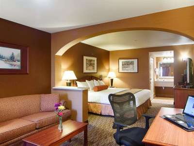 suite - hotel best western exeter inn and suites - exeter, california, united states of america