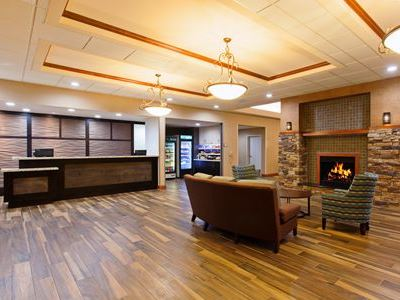 lobby - hotel homewood suites fairfield napa valley - fairfield, california, united states of america