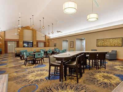 lobby 1 - hotel homewood suites fairfield napa valley - fairfield, california, united states of america
