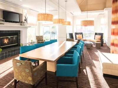 lobby 2 - hotel hilton garden inn irvine e lake forest - foothill ranch, united states of america