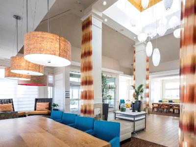lobby 1 - hotel hilton garden inn irvine e lake forest - foothill ranch, united states of america