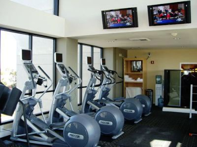 gym - hotel crowne plaza foster city san mateo - foster city, united states of america