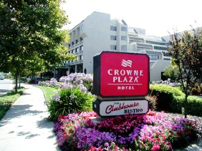 exterior view 1 - hotel crowne plaza foster city san mateo - foster city, united states of america